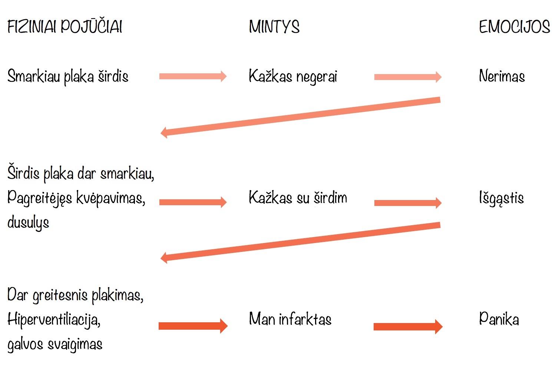 Krūtinės angina atpažįstama iš skausmo – Šiaulių centro poliklinika